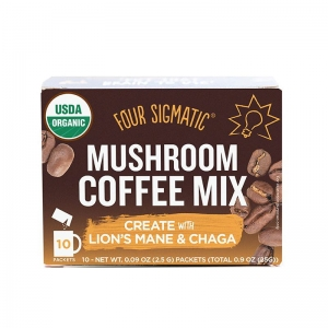 Mushroom Coffee with Lion's Mane