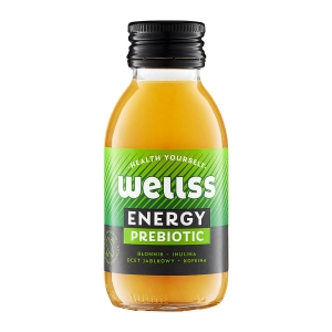 Shot Wellss Energy Prebiotic 12x100ml