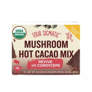 Mushroom Hot Cacao with Cordyceps