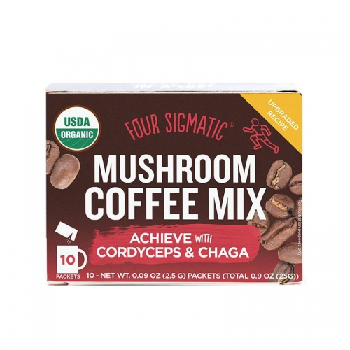 Mushroom Coffee with Cordyceps